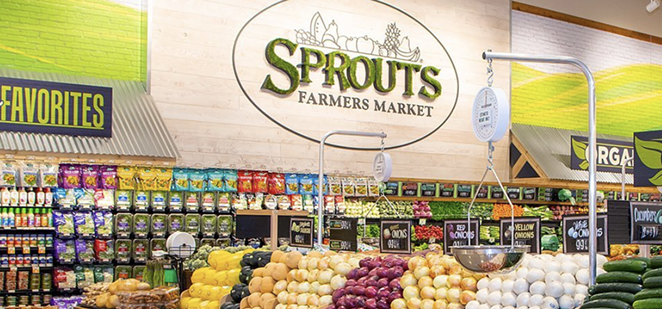 Sprouts Farmers Market is planning a huge new store on SA's far West Side. - INSTAGRAM / SPROUTS