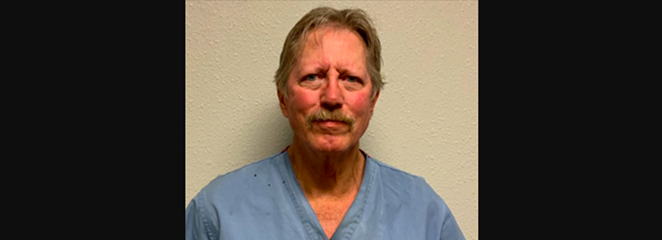 Fair Oaks Ranch Police arrested Donald Erwin Schwartz, 71, on charges of illegal dumping. - FACEBOOK / FAIR OAKS RANCH POLICE DEPARTMENT