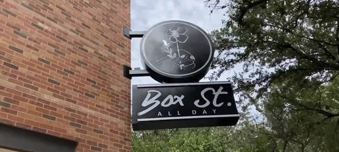 Box Street All Day will open in SA's Hemisfair '68 complex by year's end. - FACEBOOK / BOX STREET SOCIAL