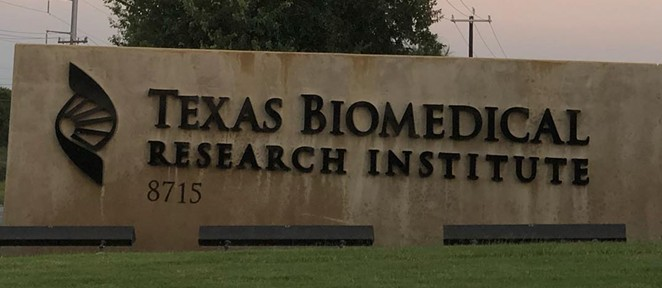 San Antonio-based Texas Biomedical Research Institute notified federal authorities that 159 baboons under its care suffered amputations due to frostbite. - INSTAGRAM / @NUTRIXORGE