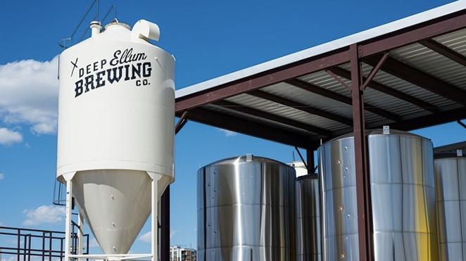 Deep Ellum Brewing Co. has released a new series of Hop Seeker IPAs. - INSTAGRAM / DEEPELLUMBREWING