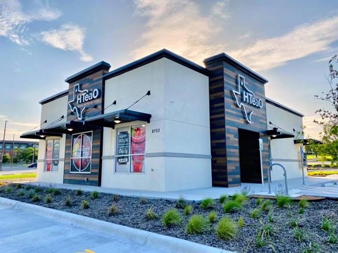 Amarillo-based HTeaO will open a second SA location August 13. - FACEBOOK / HTEAO SAN ANTONIO - MEDICAL CENTER