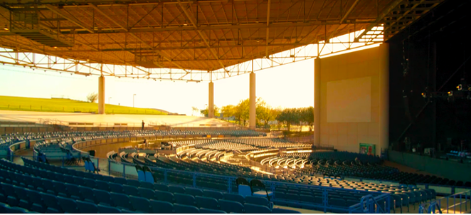 The former Verizon Amphitheater was put on the market in 2009 by Live Nation. - COURTESY PHOTO / TOBIN ENTERTAINMENT