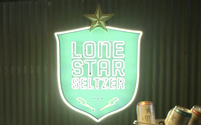 San Antonio-tied Lone Star Beer has debuted a neon bar sign that doubles as a mosquito zapper. - PHOTO COURTESY LONE STAR BEER
