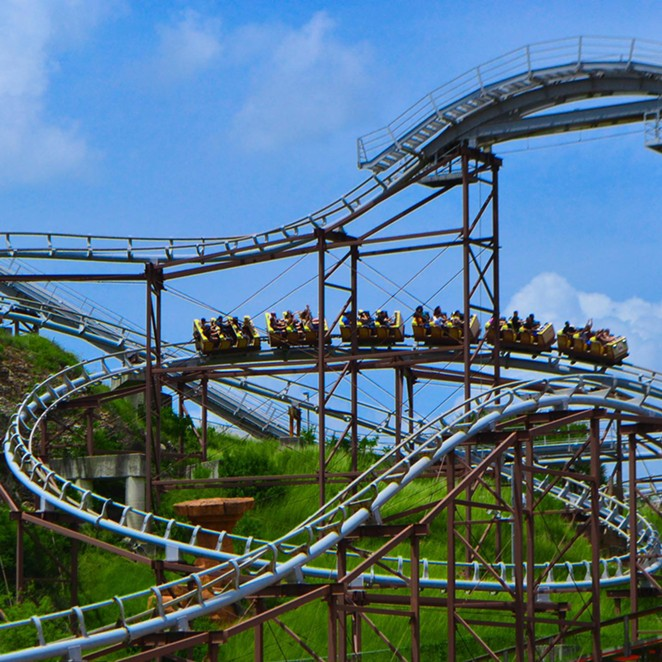 San Antonio has used tax abatements to lure theme parks. When it comes to real economic benefits, the results have been less than stellar. - FACEBOOK / SIX FLAGS FIESTA TEXAS