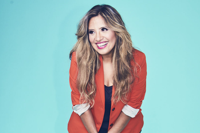 Cristela Alonzo has three days of shows at LOL Comedy Club — plenty of chances to rack up the laughs this weekend. - COURTESY OF LOL COMEDY CLUB