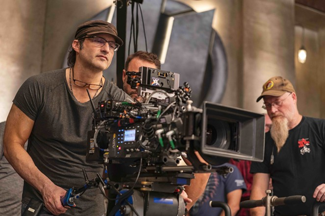 SA-born Robert Rodriguez just inked a deal with HBO and HBO Max to potentially develop new series for the network and streaming platform. - NETFLIX