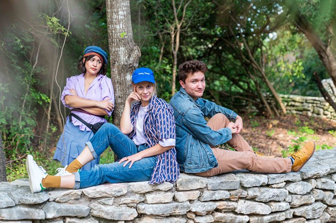 The Classic Theatre debuts its production of Shakespeare's As You Like It on Thursday. - COURTESY OF CLASSIC THEATRE