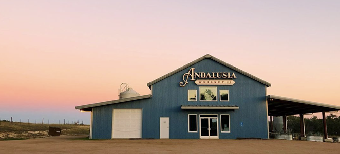 Andalusia Whiskey Co. has released the first-ever grain to glass, bottled in bond Texas whiskey. - INSTAGRAM / ANDALUSIAWHISKEYCO