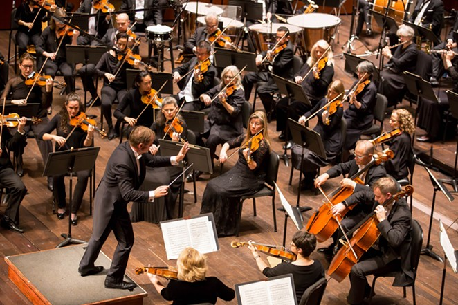 A new contract proposal for the 2021-2022 season would reduce many Symphony musicians to part-time employment, and eliminates four positions. - COURTESY OF SAN ANTONIO SYMPHONY