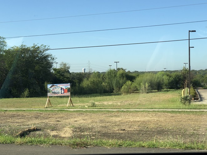 The new location will be on Pat Booker Road, just south of Loop 1604. - NINA RANGEL