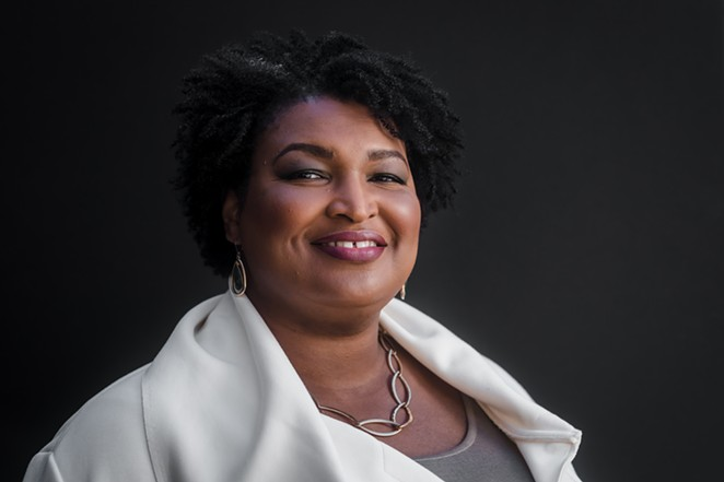"""""""A Conversation with Stacey Abrams"""" will take place at the Tobin Center on Monday, September 20. - COURTESY OF TOBIN CENTER FOR THE PERFORMING ARTS"""