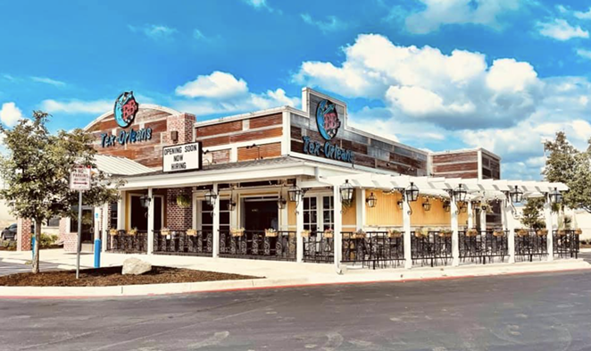 San Antonio's first BB's Tex-Orleans is now open. - FACEBOOK / BB'S TEX-ORLEANS (ALAMO RANCH)