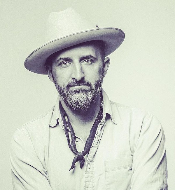 Seth Walker brings his blend of blues vocals, jazz instrumentals and Americana to Sam's Burger Joint on Thursday, September 23. - COURTESY PHOTO / SETH WALKER