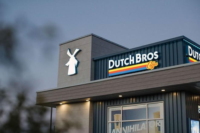 Oregon-based Dutch Bros. Coffee will open its first San Antonio location next month. - PHOTO COURTESY DUTCH BROS. COFFEE