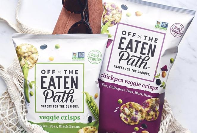 Texas-based potato chip peddler Frito-Lay Thursday has introduced an industrially compostable bag. - INSTAGRAM / OFFTHEEATENPATHSNACKS