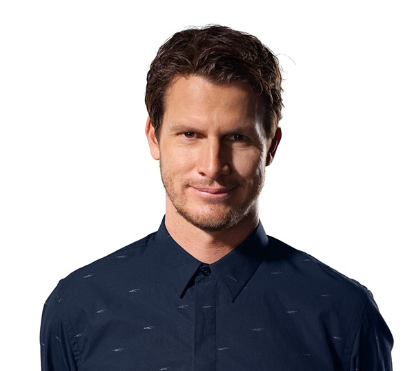 Stand-up Daniel Tosh will be at the Majestic on Thursday. - COURTESY OF MAJESTIC THEATRE