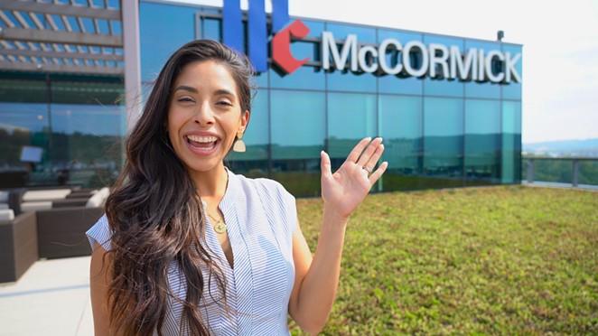 El Paso native Jo Luna is McCormick's new Director of Taco Relations. - PHOTO COURTESY MCCORMICK