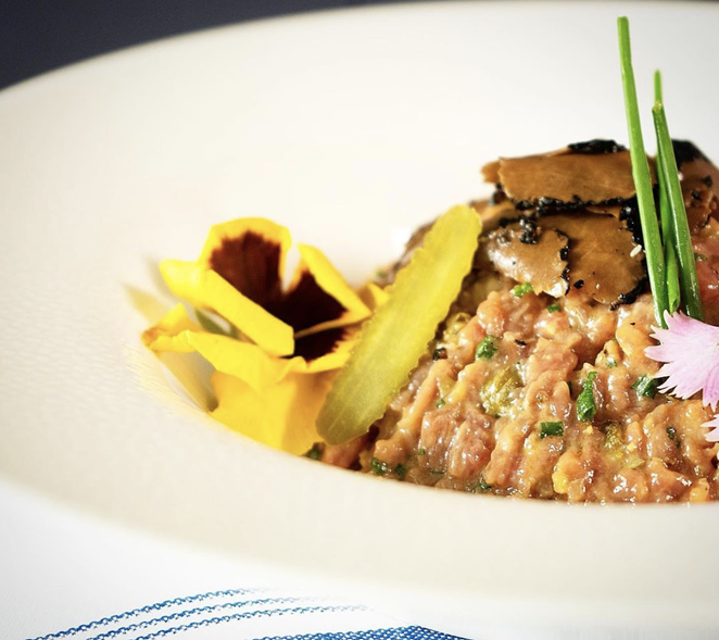 Mexico-born chef Jean Tardi will helm the new French-American Brasserie. - INSTAGRAM / TARDIFS_SA