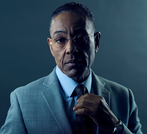 This year's celebrity guests include Giancarlo Esposito, of Breaking Bad and Better Call Saul fame. - COURTESY OF BIG TEXAS COMICON