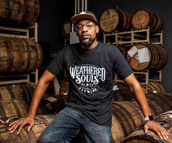 Marcus Baskerville will in 2022 open a brewery and incubator in Charlotte, North Carolina. - JAIME MONZON