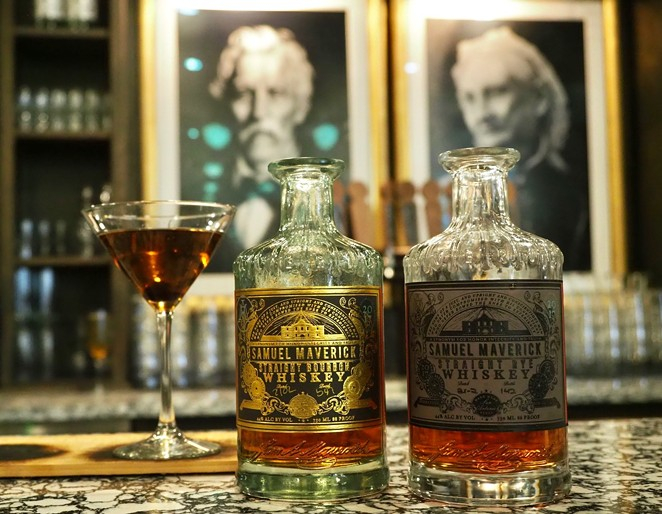 San Antonio's Maverick Whiskey has launched Spirits With Spirits ghost tours. - PHOTO COURTESY BIG THIRST MARKETING