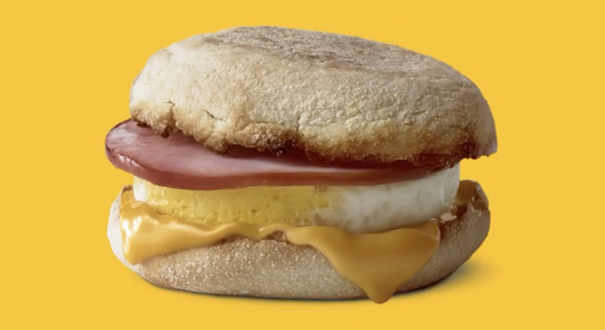 McDonald's is doling out free breakfast meals to San Antonio teachers all week long. - INSTAGRAM /  MCDONALDS