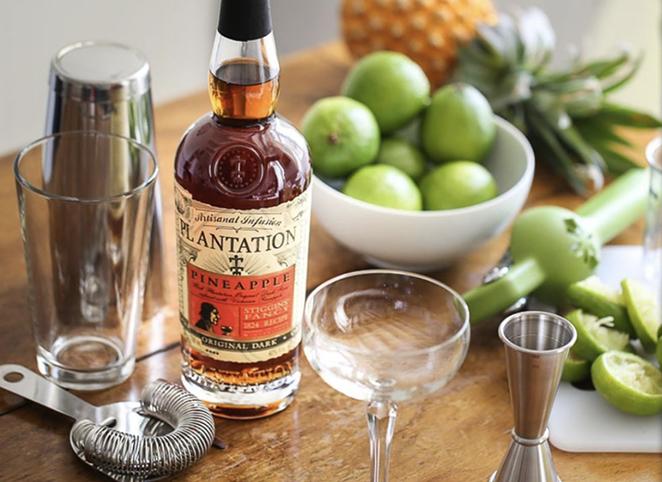 San Antonio's Ida Claire will hold a tiki-themed dinner with Plantation Rum. - INSTAGRAM / PLANTATION.RUM
