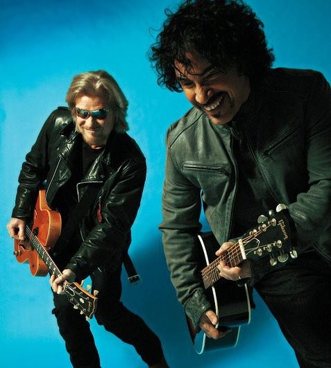 VIA FACEBOOK, HALL&OATES
