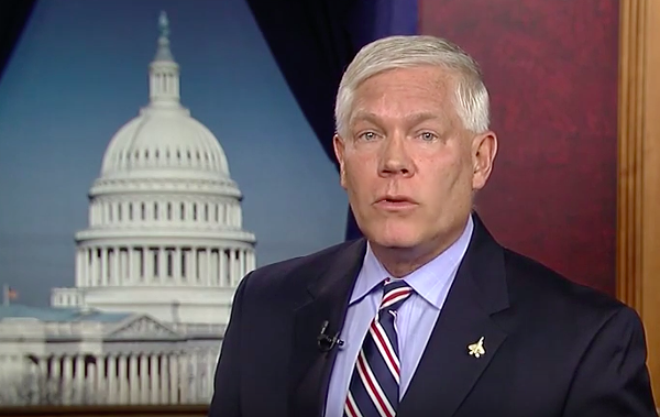 Rep. Pete Sessions - YOUTUBE VIA PETE SESSIONS