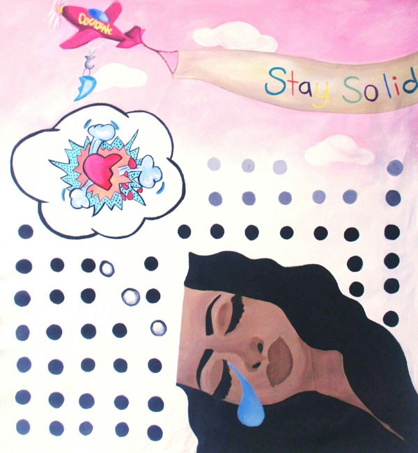 SOLID BY ERICKA BOLTA