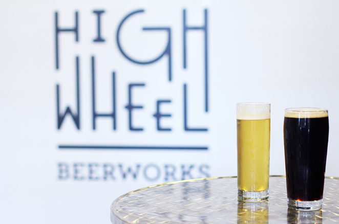 The HighWheel lineup is getting a new seasonal brew. - MICHELLE LORENTZEN