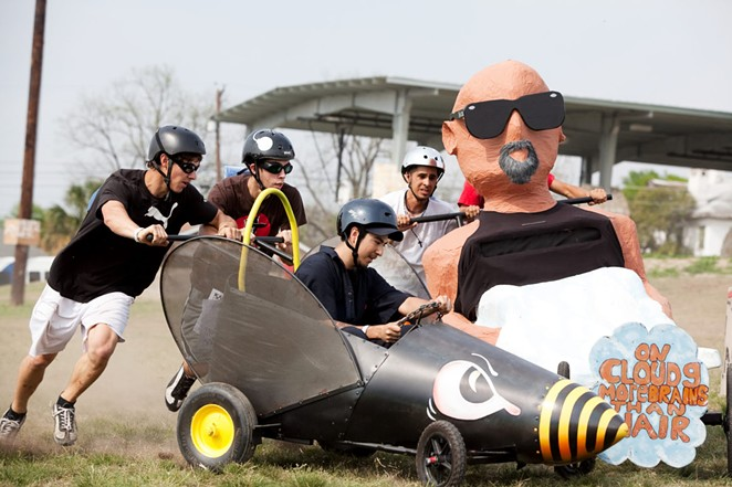 COURTESY OF DIGNOWITY HILL PUSHCART DERBY