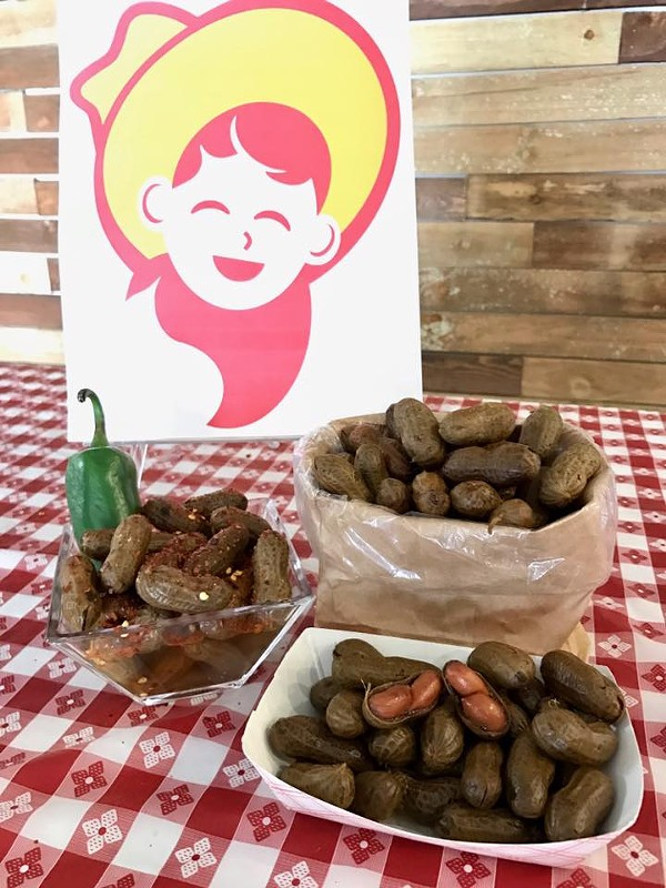 FACEBOOK/LIL' RED'S BOILED PEANUTS