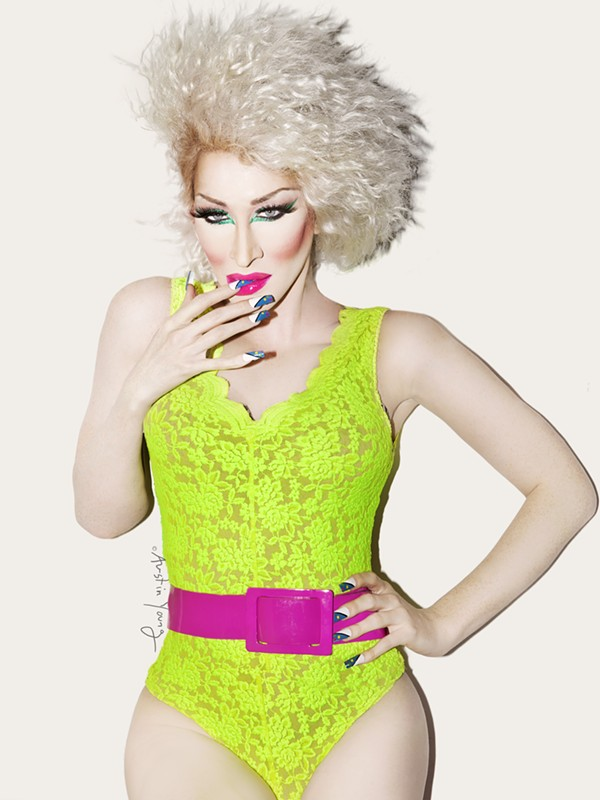 DETOX PHOTOGRAPHED BY AUSTIN YOUNG