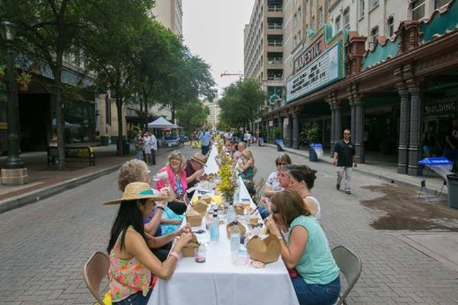 FACEBOOK/HOUSTON STREET FOOD