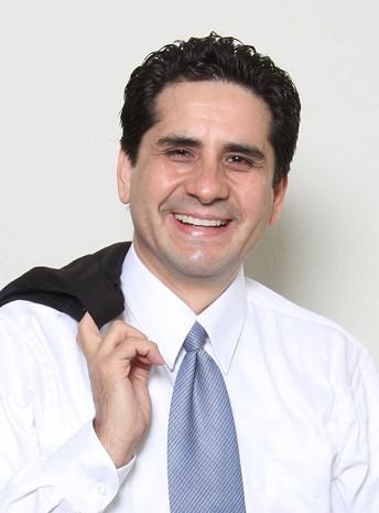 Manuel Medina, apparently not a fan of newspaper reporting - FACEBOOK.COM/ELECTMANUEL.MEDINA