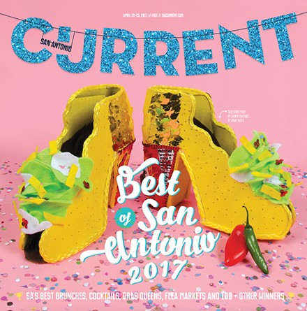 Behold: Best of San Antonio 2017 - Photo by Bryan Rindfuss, show design by - Lauren Martinez