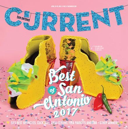 Behold: Best of San Antonio 2017 - Photo by Bryan Rindfuss, show design by - Lauren Martinez