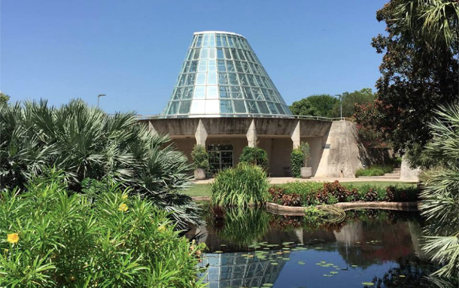 PHOTO VIA FACEBOOK, SAN ANTONIO BOTANICAL GARDEN
