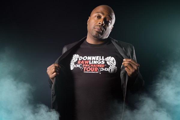 COURTESY OF DONNELL RAWLINGS