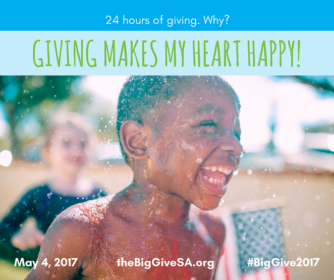 THE BIG GIVE S.A.