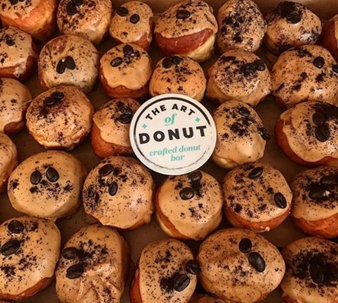 FACEBOOK/THE ART OF DONUT