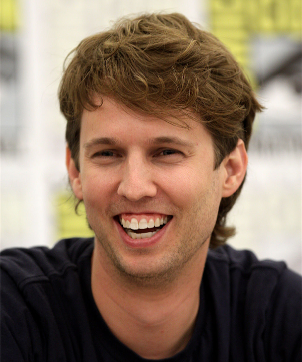 PHOTO VIA WIKIPEDIA, JON HEDER