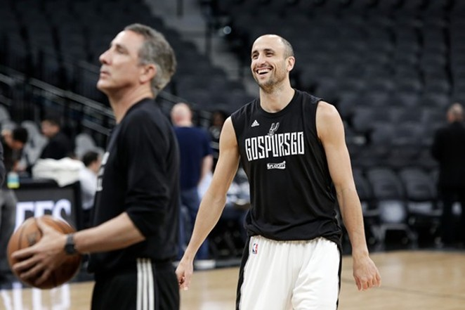 Manu's impending retirement is the first, and heaviest, question on everyone's mind right now - JOSH HUSKIN