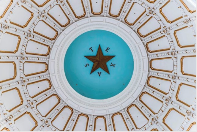 TEXAS STATE CAPITOL WEBSITE