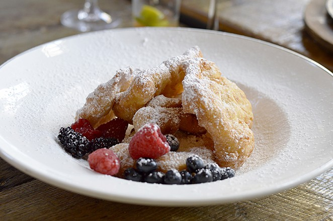 Southerleigh Beignets - SOPHIE COVO