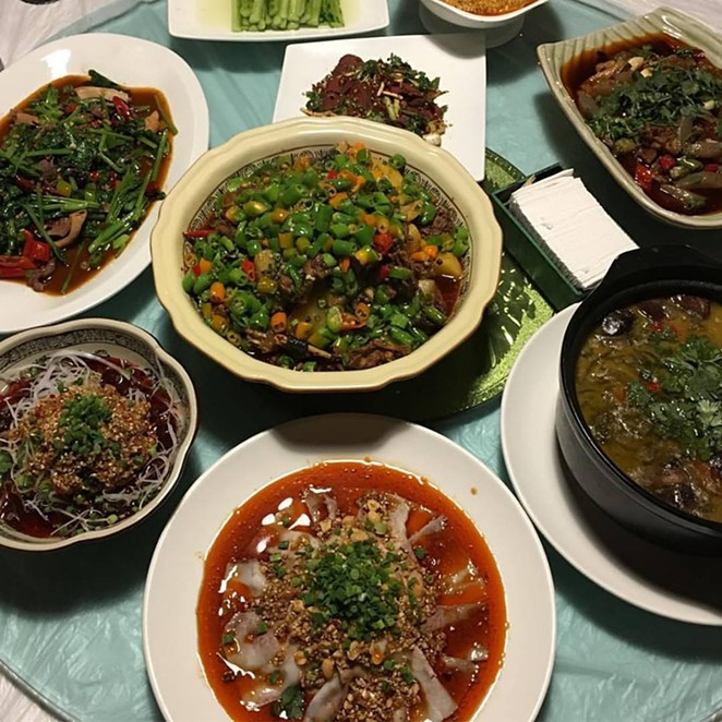 COURTESY OF SICHUAN EATS