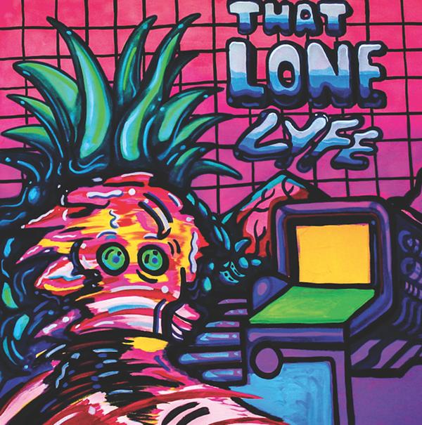 Louie Chavez, Lone Lyfe - ALEJANDRO AUGUSTINE PADILLA