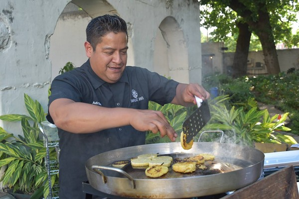 Chef Adrian Davila - COURTESY OF DAVILA'S BBQ